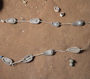 Le FA , Géomancie divinatoire d'Afrique(Bénin) du grand maitre DAH SEDJE