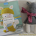 Petite souris au crochet + bonus