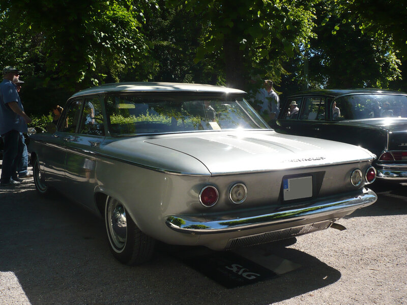 CHEVROLET Corvair 4door Sedan 1960 Karlsruhe (2)