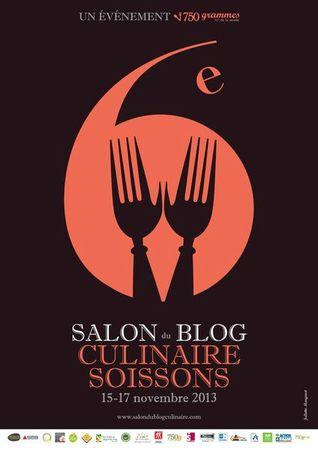 Salon du Blog Culinaire Soissons