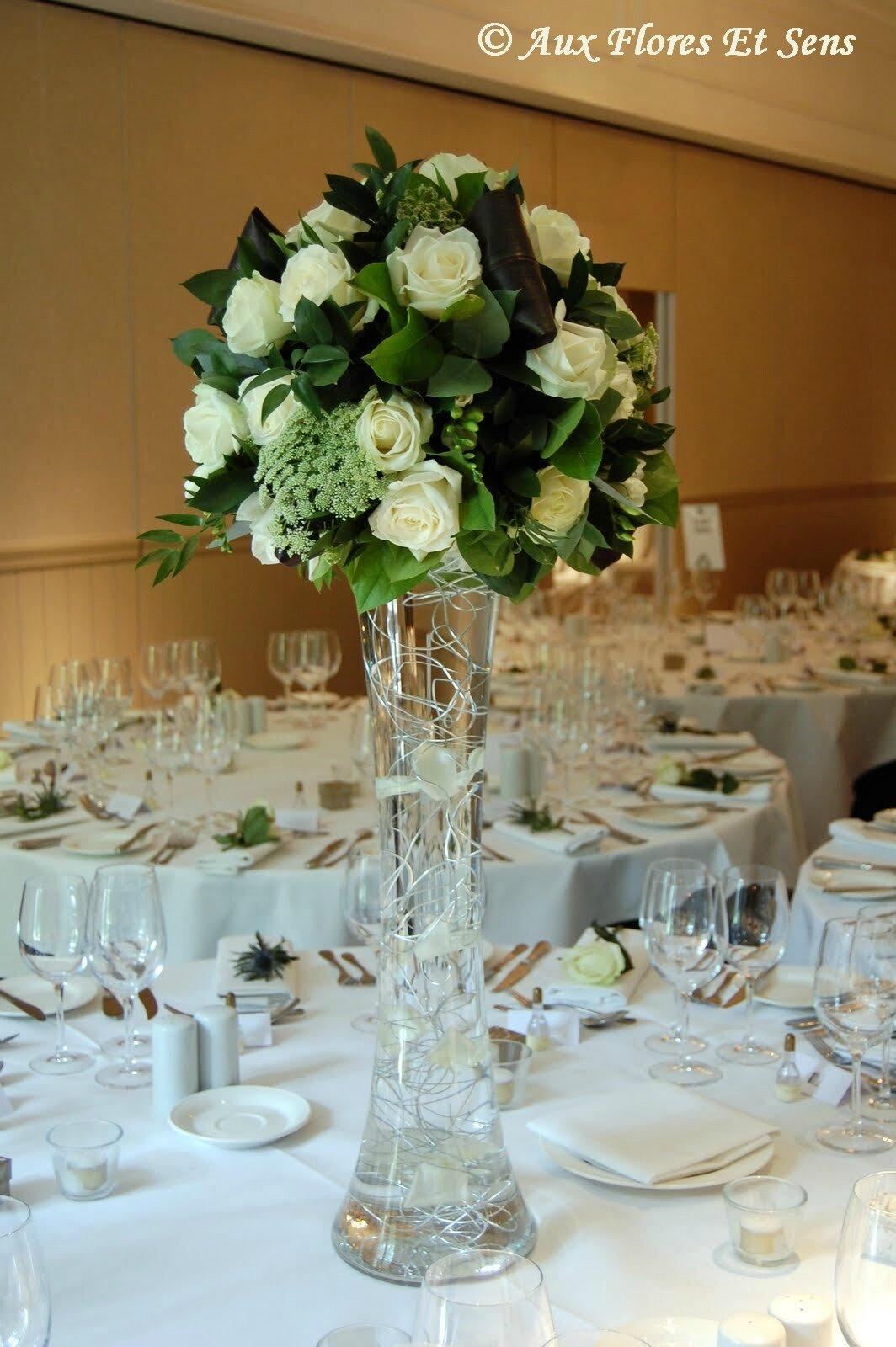décor de table Mariage Freesia, Dille & Rose