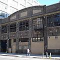 vieil entrepôt dans meatpacking district