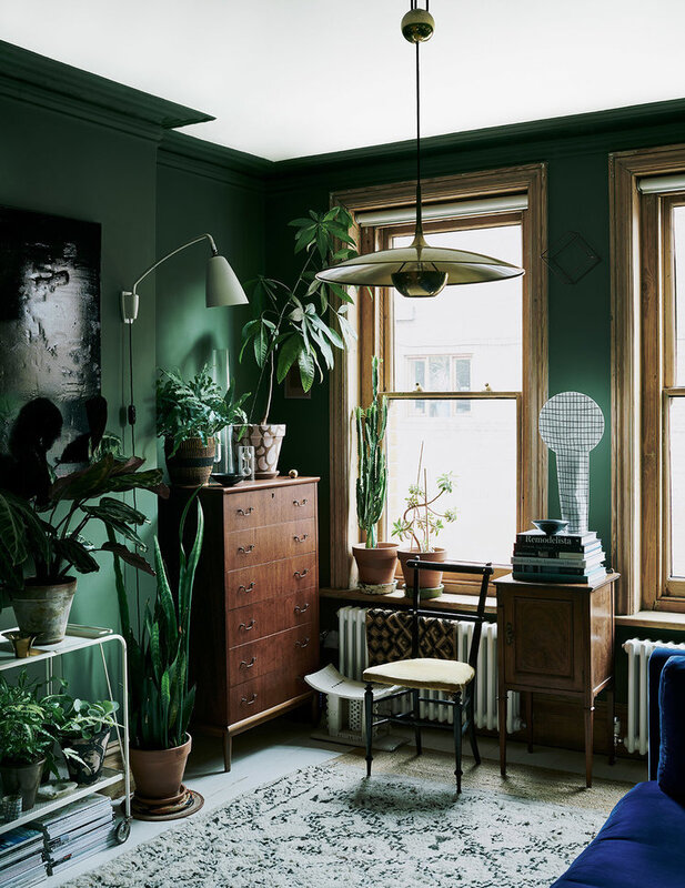 The+Nordroom+-+The+Color-Blocked+London+Home+of+Interior+Stylist+Laura+Fulmine