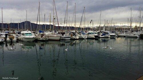 Hendaye port 0901167