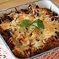 Casserole mexicaine .