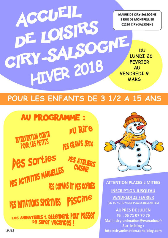 Tract HIVER 2018 P1