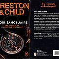 Noir sanctuaires - preston & child