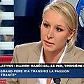 Marion maréchal-le pen dénonce les privilèges fiscaux accordés aux investisseurs du qatar
