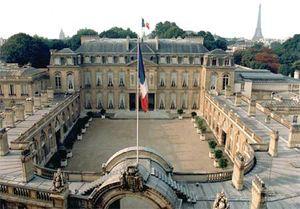 Palais de l'Elysee Paris