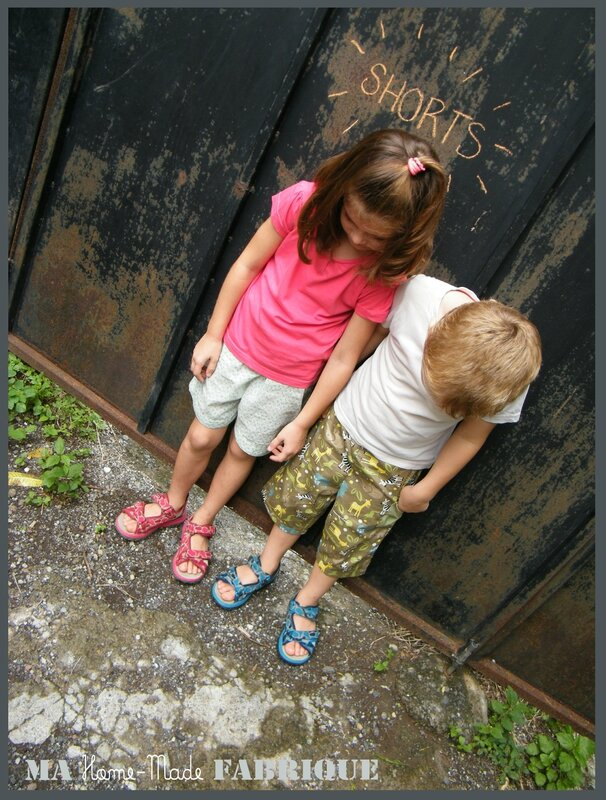 shorts enfants1