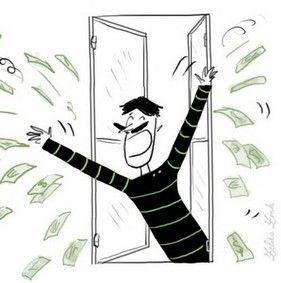 Jeter l'argent par les fenêtres - Le FLE au Lycée Saint Louis