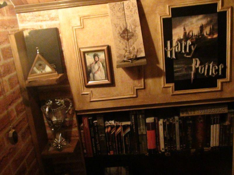 Ma Salle Harry Potter Mon Petit Monde Et Celui De Harry Potter