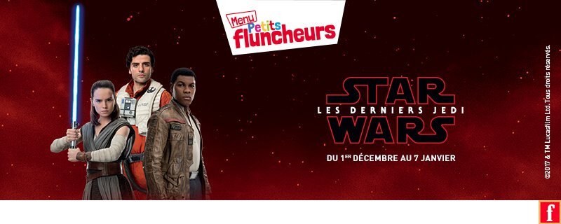 menu petit fluncheur star wars lilousshark