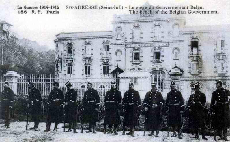 St Adresse ministère belge1