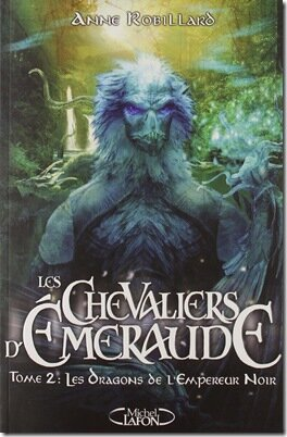 les chevaliers d'emeraude tome 2