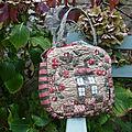 Petit sac patchwork