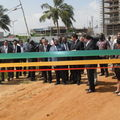 Pefaco hotels lome inaugure son chantier