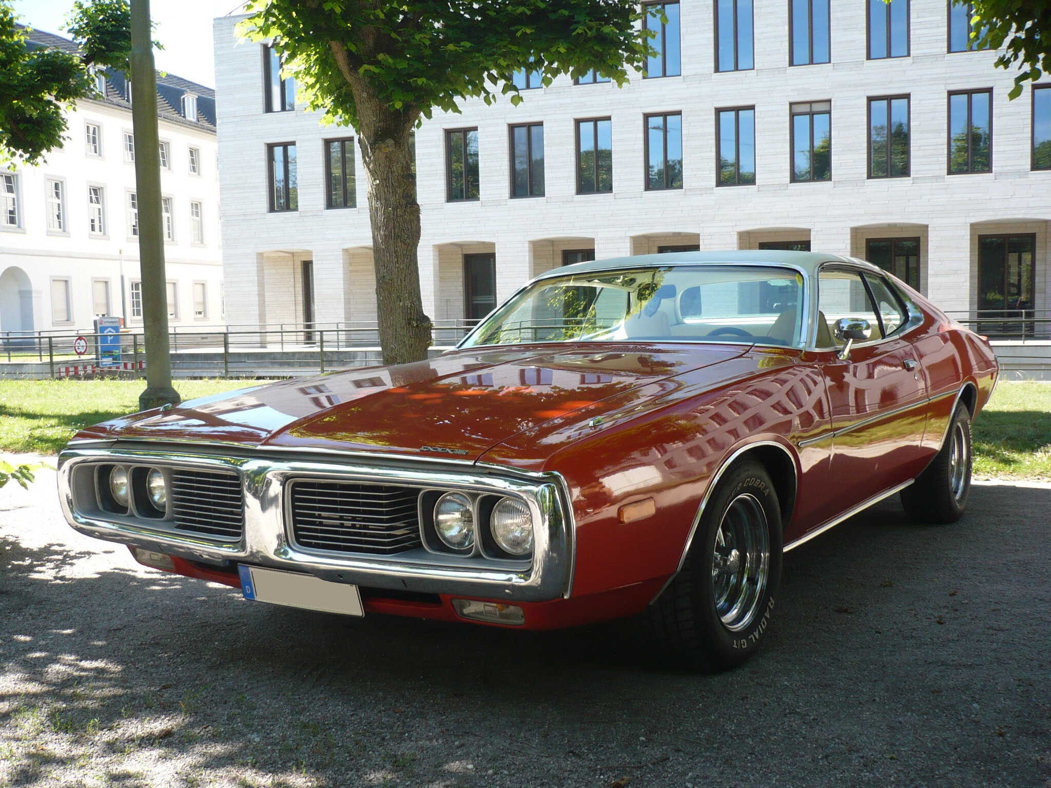 DODGE Charger 2door coupé Karlsruhe (1)