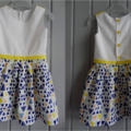 Robes en série... #4 sailor dress