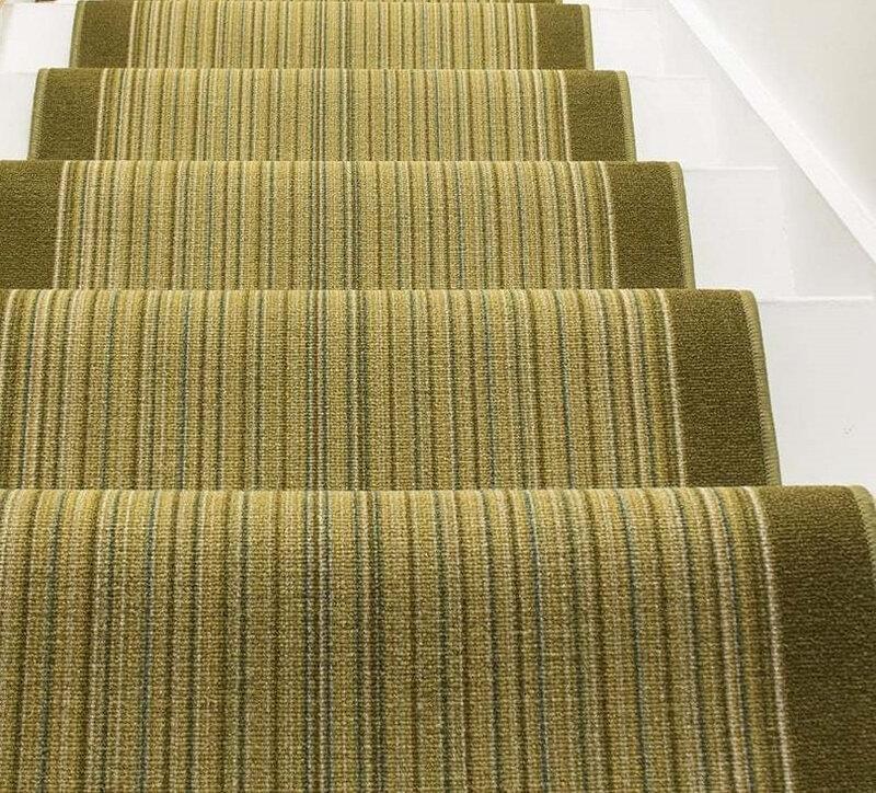 moquette d'escalier 1