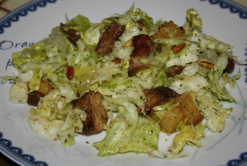 salade caesar 2