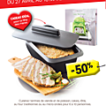 Vente flash tupperware semaine 18/19 mai 2015