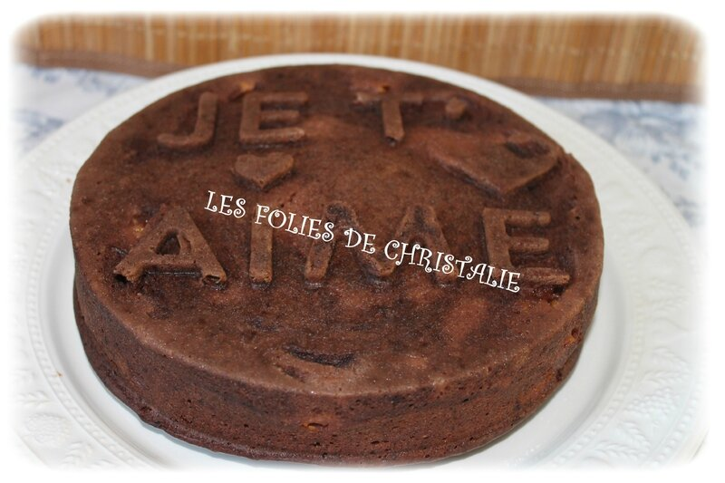 Gâteau minute 11