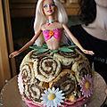 Charlotte au chocolat Barbie_