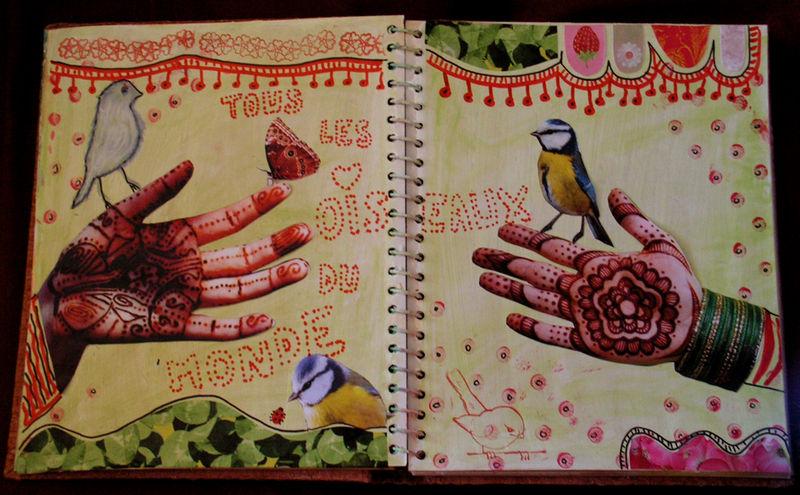 Journal2 P10-11 Tous les oiseaux du Monde