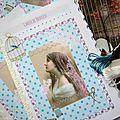 Petits carnets de broderie, de couture, d' idees...