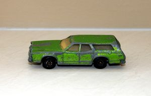 Mercury cougar villager de chez Matchbox 1978 02