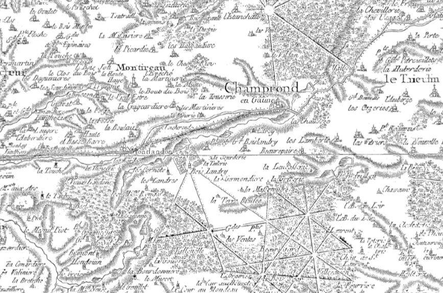 Champrond-en-Gâtine 1789-1793 : révolution et religion, des rapports tendus.