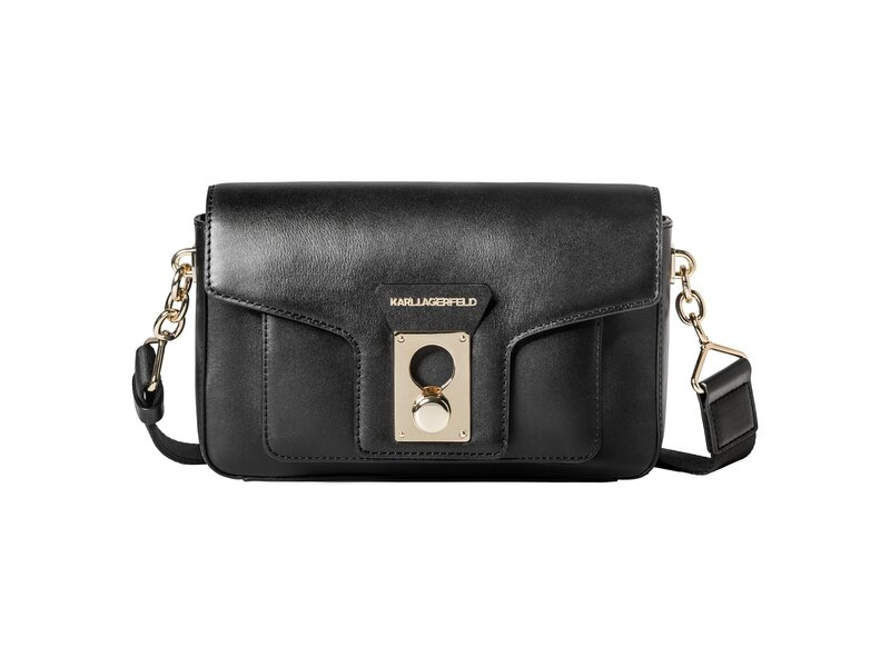 FW15_KARL LAGERFELD_WOMEN_BAGS_K Pin_closure shoulderbag_345_EUR