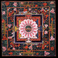 Milestone survey on mandala form @ rubin museum of art