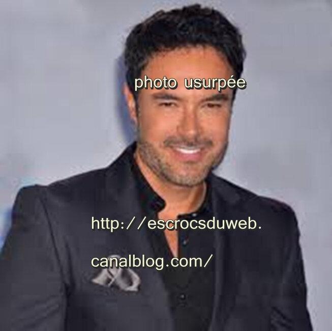 Alejandro Lopez - acteur Colombien , usurpé