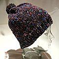 Bonnets tricot et crochet