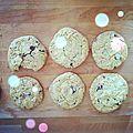 Cookies sans gluten !