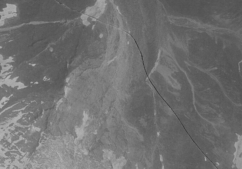 glacier du tour 1939