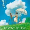 Le vent se lève de hayao miyazaki