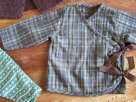 madras pur coton véronese