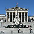 Mon excursion au parlement autrichien