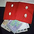 Le portefeuille magique sans conséquence