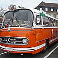 Mercedes o321h reisebus