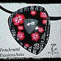 Pendentif PassionAsia