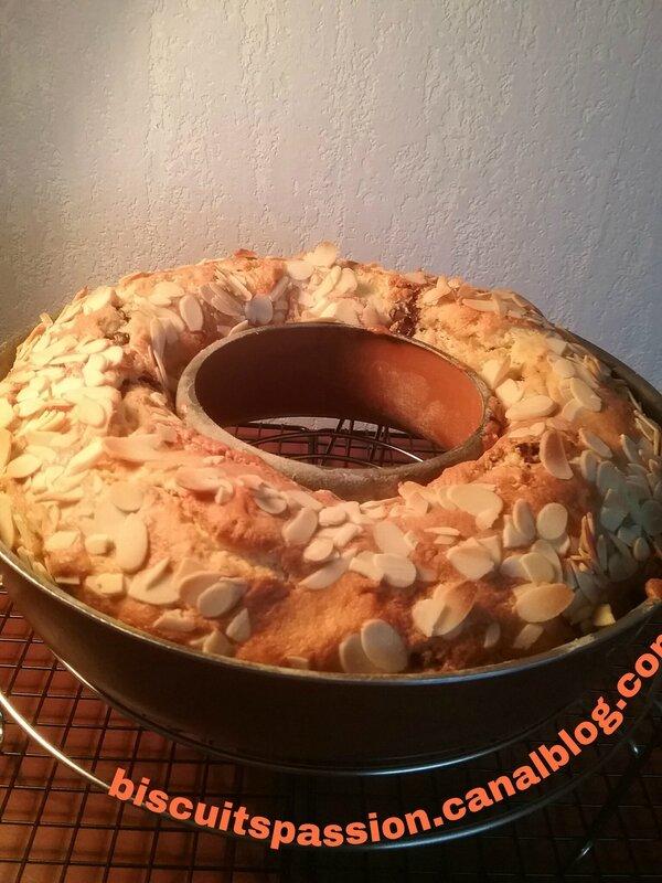 Gâteau Argent de Piroulie une excellente recette pour utiliser 7 053