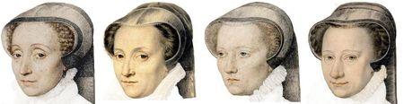 Chaperon des années 1560