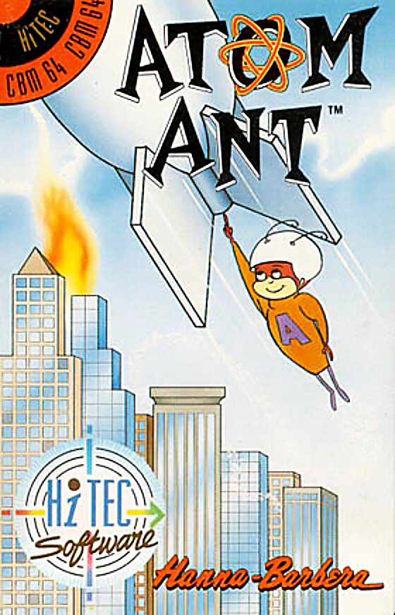 Atom Ant sur Commodore 64
