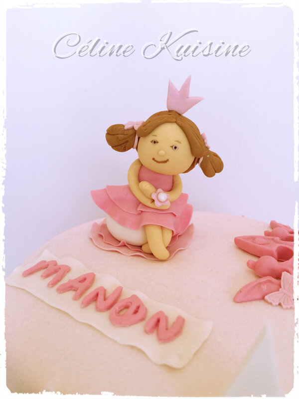 gateau princesse 4