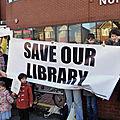 Royaume-uni: 105 fermetures de bibliothèques en 2017