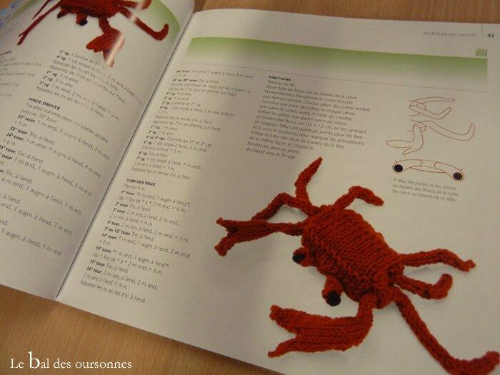 64 Livre 75 poissons et coquillages au tricot et au crochet 6